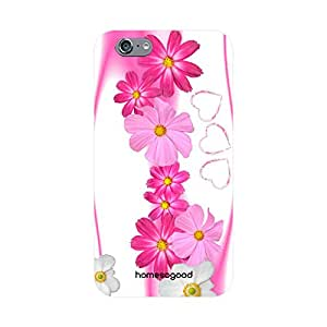 HomeSoGood Jacobean Floral Pattern Multicolor 3D Mobile Case For iPhone 6S (Back Cover)