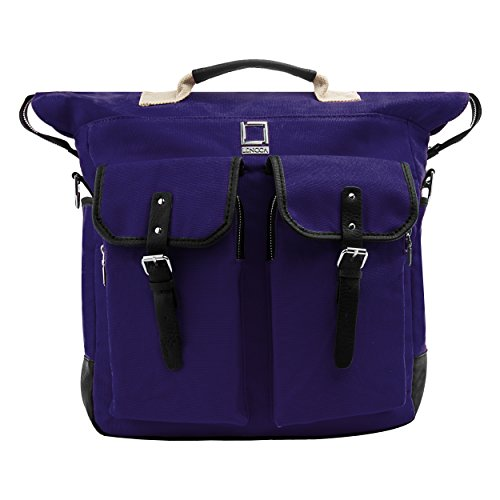 Lencca discount duty free Limited Edition Lencca Phlox 2 in 1 Laptop Backpack and Messenger Bag (Royal Blue)
