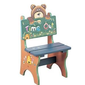 Fantasy Fields- Safari Bear Time Out Chair