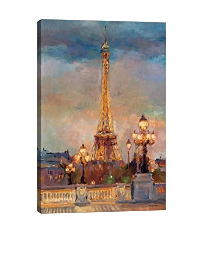 Marilyn Hageman The Beginning of Evening Gallery Wrapped Canvas Print