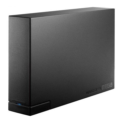 アイ・オー・データ機器 USB3.0/2.0対応 外付ハードディスク ブラック 4TB HDCL-UT4.0KB