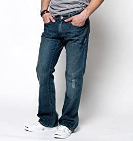 Boot-Cut 5-Pocket Jeans