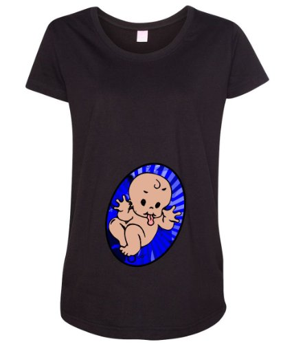 Ra' Baby Women's Maternity T-Shirt