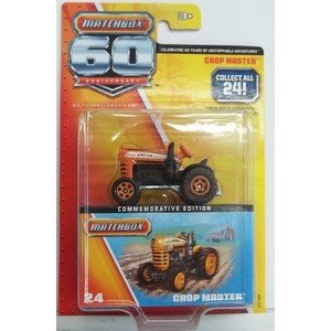 Matchbox Commemorative Edition-Crop Master - 1