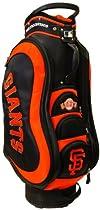 MLB San Francisco Giants Medalist Cart Golf Bag, Black