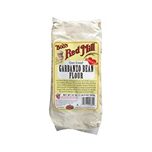 Bob's Red Mill Garbanzo Bean Flour, 16 oz