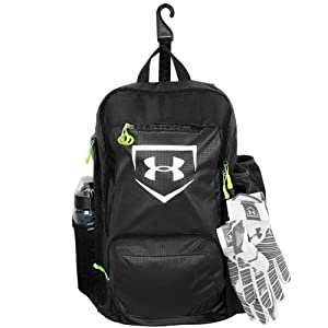 Under Armour Shut Out Baseball Softball Backpack Bag by Ampac Enterprises, Inc (Under)