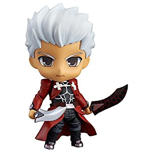 Fate/stay night Unlimited Blade Works ねんどろいど アーチャー スーパームーバブル・エディション (ノンスケール 塗装済み可動フィギュア)