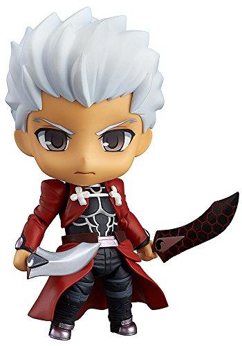 ねんどろいど Fate/stay night [Unlimited Blade Works] アーチャー スーパームーバブル・エディション ノンスケール ABS&ATBC-PVC製 塗装済み可動フィギュア