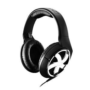 Sennheiser HD438 Closed Circumaural Hi-Fi Headphone with Enhanced Bass (Discontinued by Manufacturer)