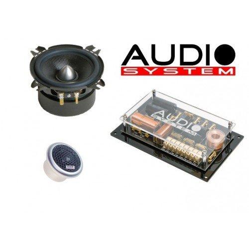 Audio system hX 100 phase 10 cm high-end 2 voies