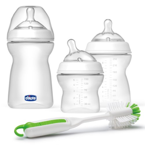 Chicco NaturalFit Gift Set-Stages - 1