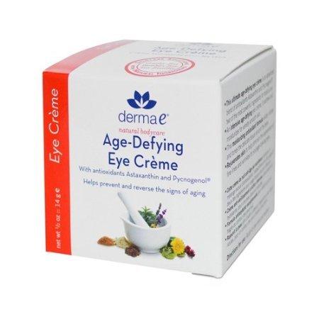 Derma E Age-Defying Eye Creme With Astaxanthin And Pycnogenol - 0.5 Oz Derma E Age-Defying Eye Crem