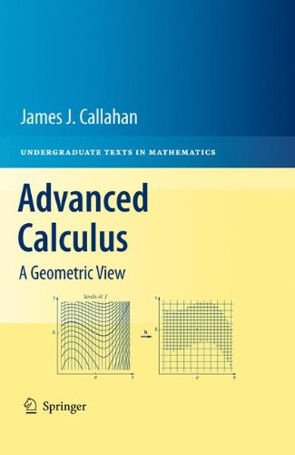 advanced calculus Advanced calculus advanced calculus is intended as a text for courses that furnish the backbone of the student's undergraduate education in mathematical analysis the goal is to rigorously present the fundamental concepts within the context of illuminating examples and stimulating exercises.