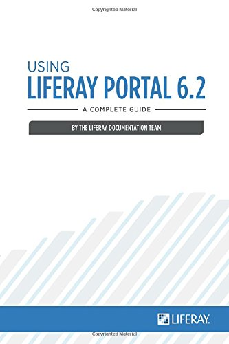 Using Liferay Portal 6.2