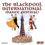 The Blackpool International Dance Festival CD Music For Dancing recorded in tempo for music teaching performance or general listening and enjoyment