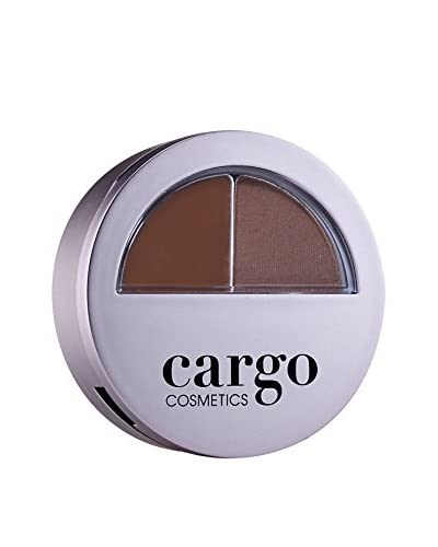 Cargo Cosmetics Brow How Kit, Dark