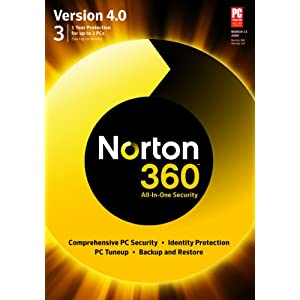 Review of Norton 360 4.0