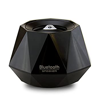 LB1 High Performance New Wireless Bluetooth Mini Speaker for BlackBerry Q10 - Black Diamond Bluetooth Speaker with Built-in Microphone for Hands-Free Phone Call (Black) sale off 2015