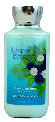 Bath & Body Works Pleasures Juniper Breeze Body Lotion 8 oz (236 ml)