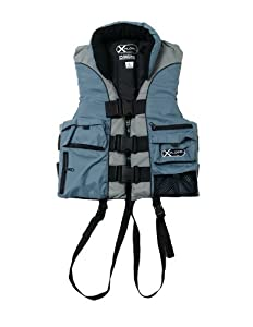 Xplore Sportsman Nylon Fishing Vest, USCG Approved by Body Glove
