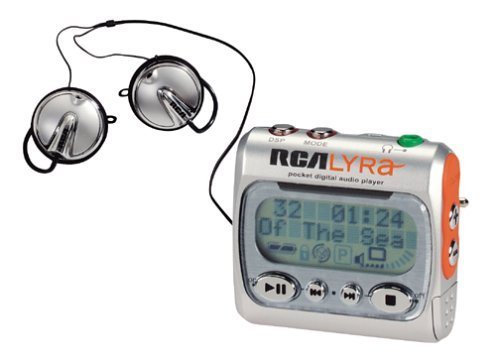 RCA Lyra 64 MB MP3 Player