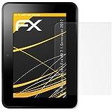 atFoliX Displayschutzfolie für Kindle Fire HD (2 Stück) - FX-Antireflex: Displayschutz Folie antireflektierend! Höchste Qualität - Made in Germany!