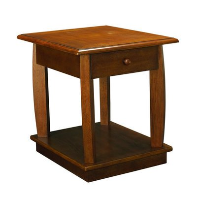 Image of Hammary Ascend Drawer End Table (T20830-T2083221-00)
