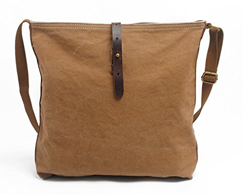 Lixmee Women Canvas Simple Cross Body Leisure Bag