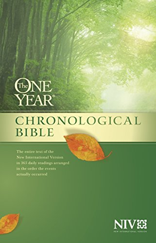 Download The One Year Chronological Bible NIV (OYCB: Full Size)