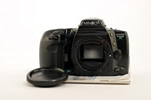 Minolta Maxxum RZ430si 35mm Auto Focus SLR Camera with 35-70 Lens Zoom and QD