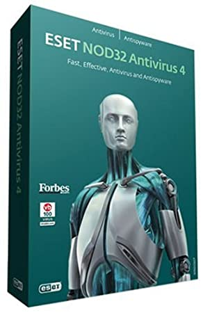 Eset Nod32 Antivirus V.4.0, 3 User
