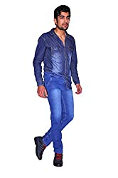 KCOY Men's Slim Fit Denim
