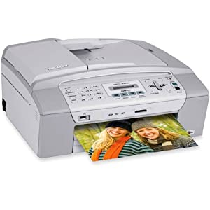 Brother MFC-290C Color Inkjet Multifunction Center