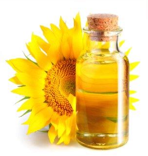 Unrefined Sunflower Oil High Oleic Organic 100% Pure 4 Oz