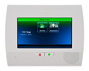 """LYNX Touch 7000 Control System by Honeywell 7"""" full-color touchscreen WiFi ZWave compatible"""