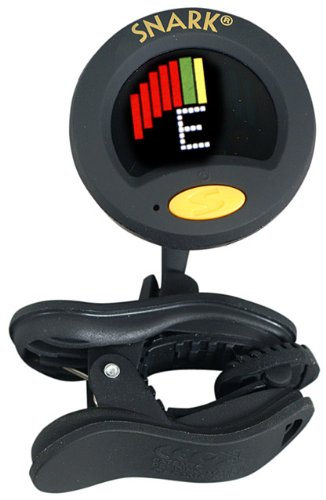 Snark SN-8(B) Super Tight All Instrument Tuner