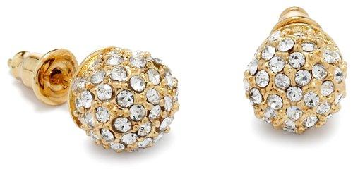 [ソニアレネ・ジュエリー]SonyaRenee jewelry ピアス Pave Gold Studs
