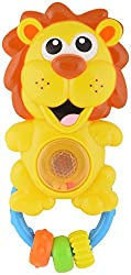 Toyhouse Rattle Series with Light - Lion shaped