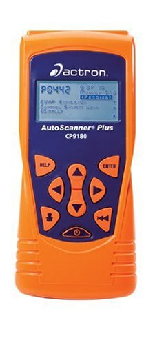 Actron CP9180 AutoScanner Plus Diagnostic Code Scanner with Live, Record and Playback Data Capability and O2 Monitor Test for OBDII  Vehicles