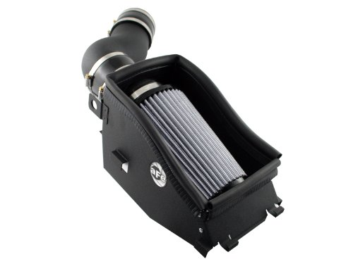 aFe Power Magnum FORCE 51-10062 Ford Diesel Truck 99.5-03 V8-7.3L (td) Performance Intake System (Dry, 3-Layer Filter)