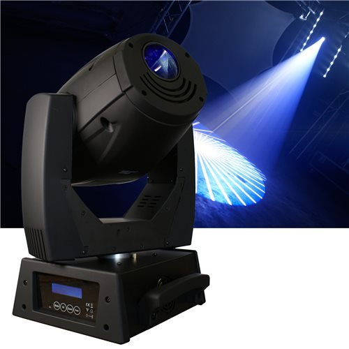 Blizzard Lighting Torrent F5 150 Watt Led Moving Head Spot