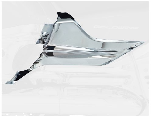 Show Chrome Accessories 52-822 Battery Side Cover