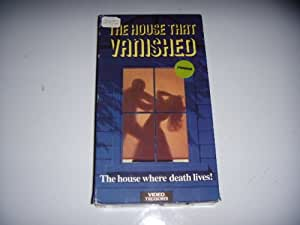 Amazon.com: House That Vanished, The [VHS]: Andrea Allan