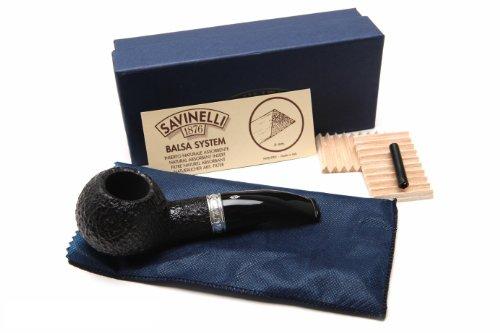 Savinelli Trevi Rustic Tobacco Pipe 320