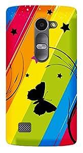 TrilMil Printed Designer Mobile Case Back Cover For LG Leon