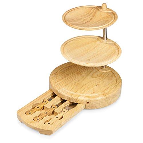 picnic-regalio-con-tres-pisos-bandeja-y-placas