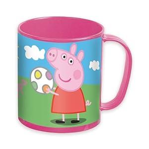 Amazon.com: Peppa Pig Micro Mug: Sports & Outdoors