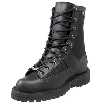 Danner Men's Acadia Uniform Boot,Black,6 EE US