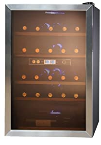 Continental Electric PS72381 Professional Series 36-Bottle Wine Cooler